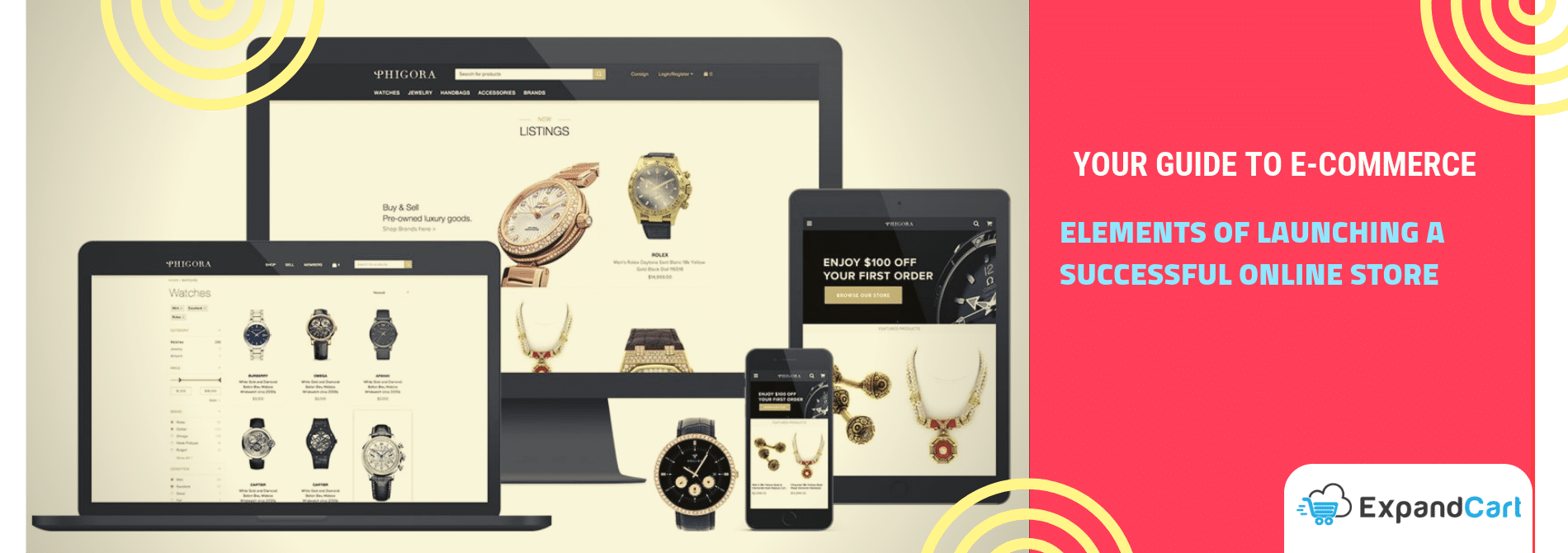 How to Launch a Comprehensive and Successful Online Store?!