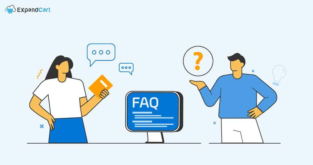 صفحة الأسئلة الشائعة FAQ