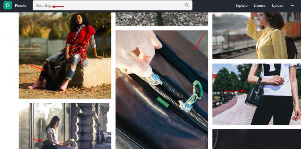 موقع Pexels لتحميل الصور المجانية