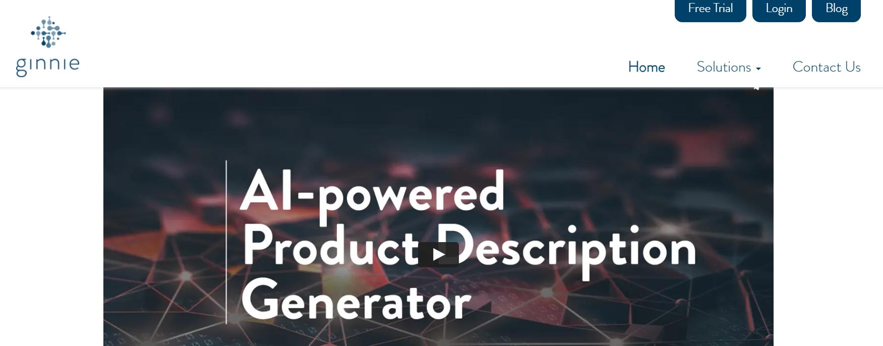 SEO product description generator