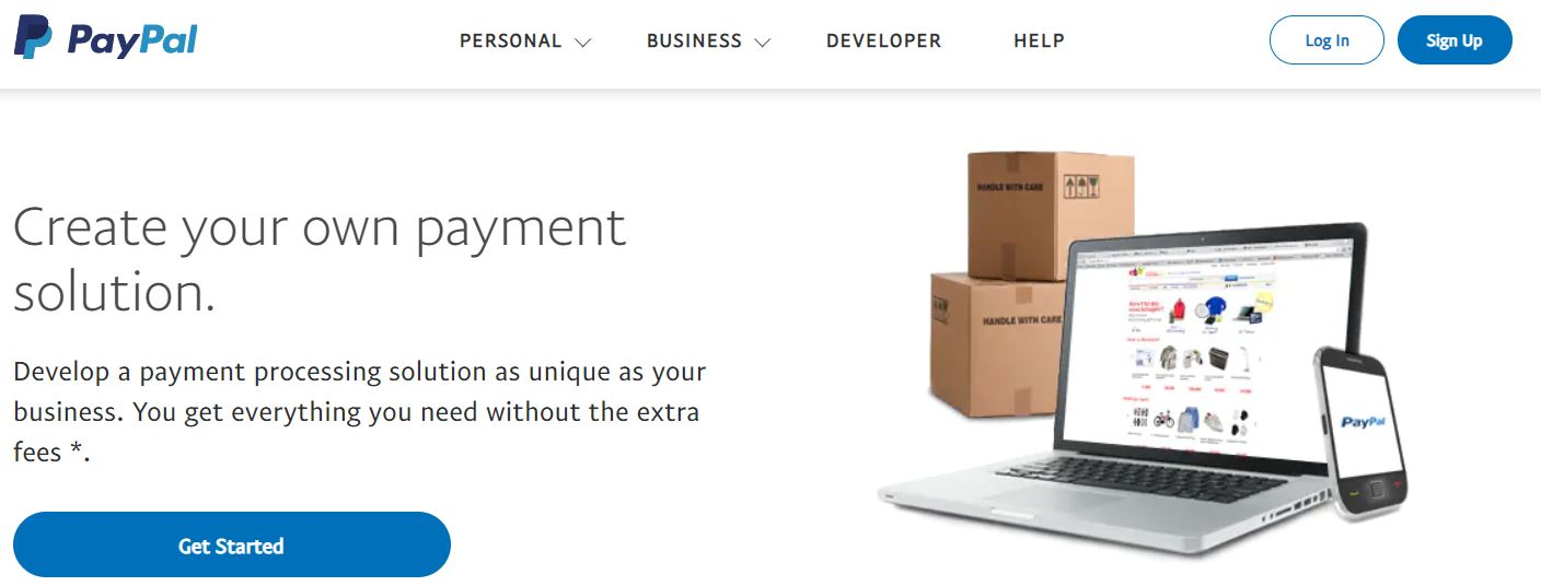 best payment gateway for small business example