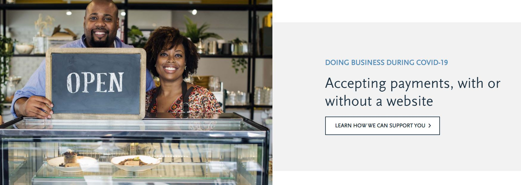 top payment gateway for small business