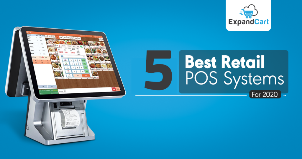 5 Best Retail POS Systems for 2020