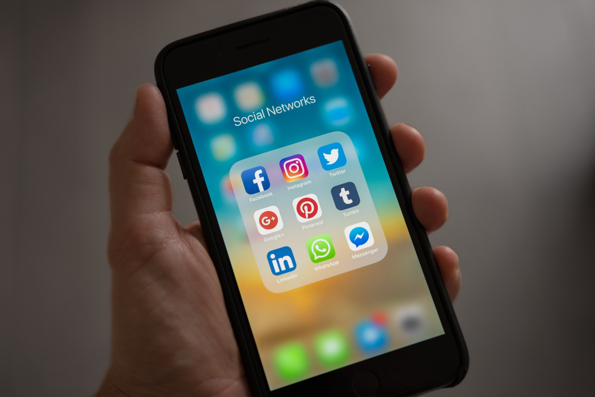 social media updates