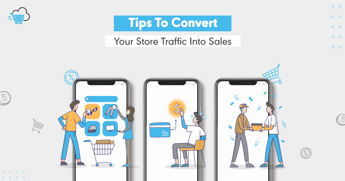 Conversion Rate eCommerce traffic store