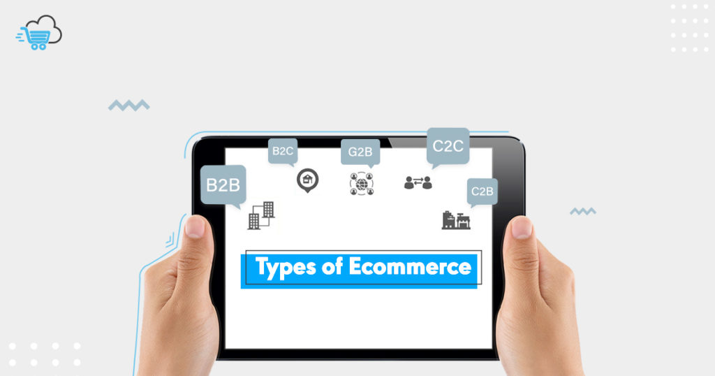 Types of eCommerce Businesses and Delivery Models