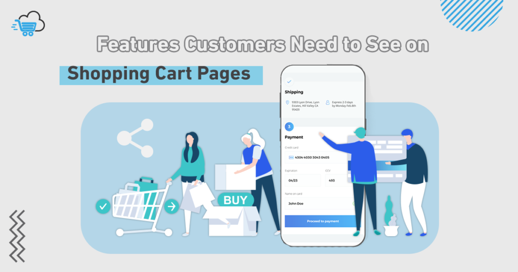 13 Must-Have Features on Shopping Cart Pages
