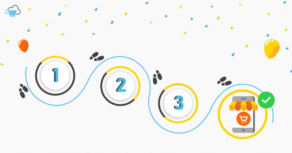 تحديثات منصة اكسباند كارت تجربة إنشاء متجر إلكتروني أسهل وأسرع في 3 خطوات