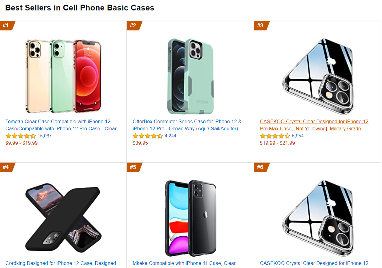 best selling phone cases to make money