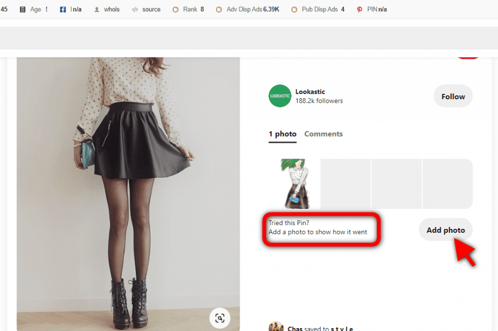boost sales on Pinterest user generated content (1)