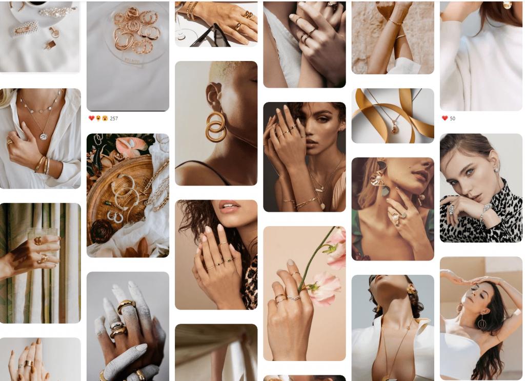 sell on Pinterest-stunning visuals