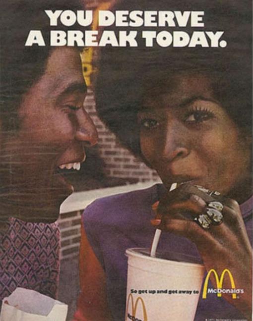 McDonald's 70s tagline