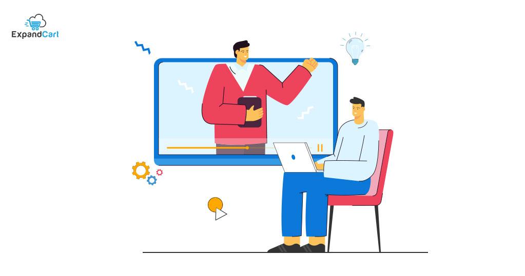 التسويق عبر ندوات الويب Webinar