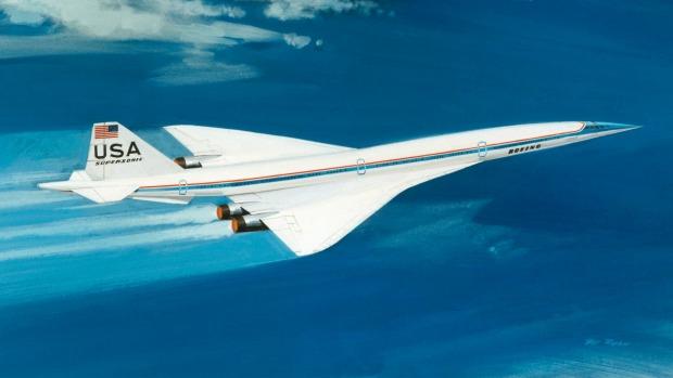 Boeing 2027 prototype
