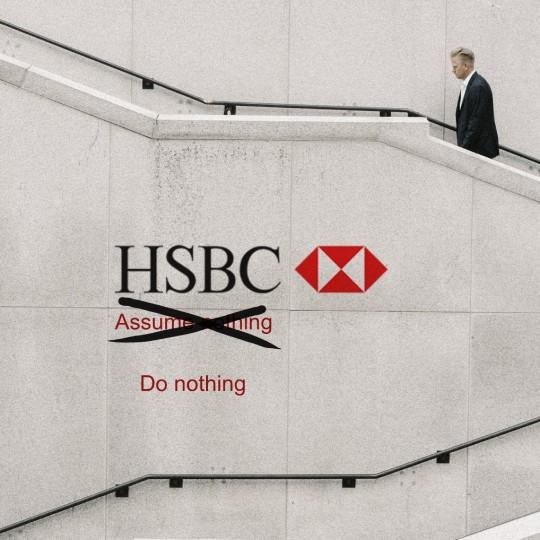 HSBC Assume Nothing