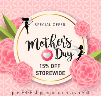 Increase sales on mother's day - free shipping