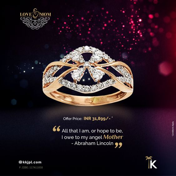 Mother's Day Jewelry Ads