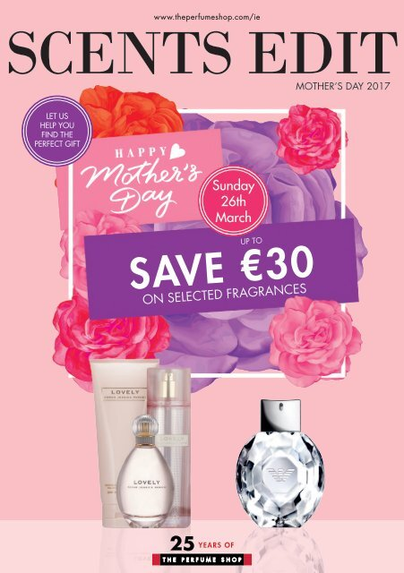 Mother's Day Perfumes Ads