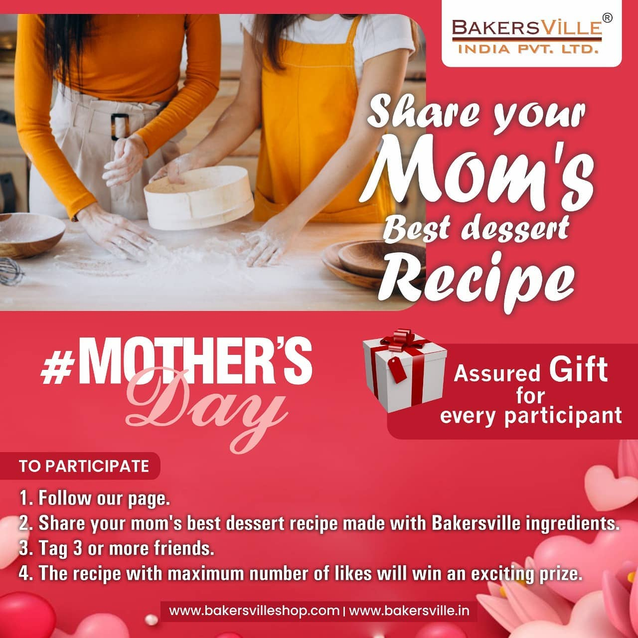 Mother's Day Facebook Ad