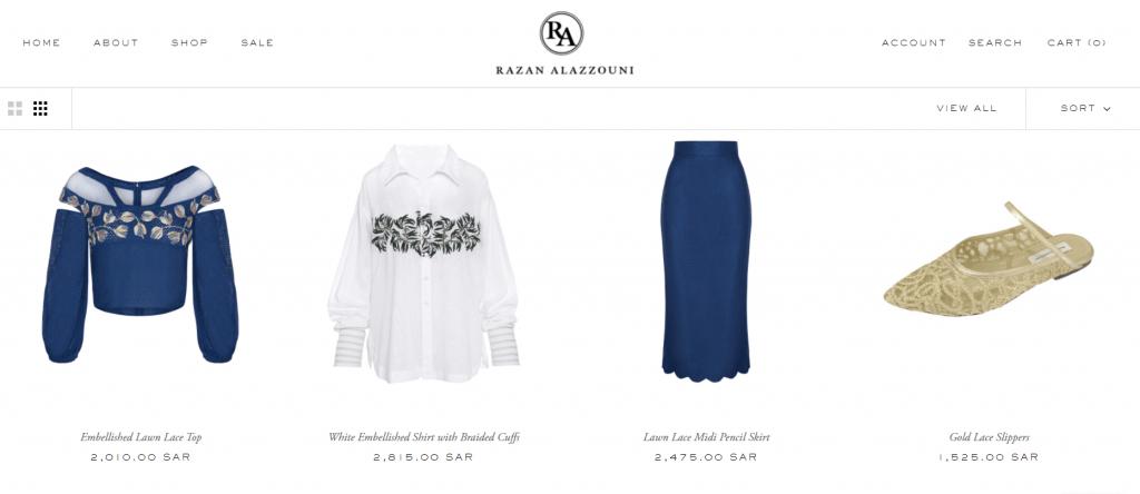 Women and eCommerce-Razan
