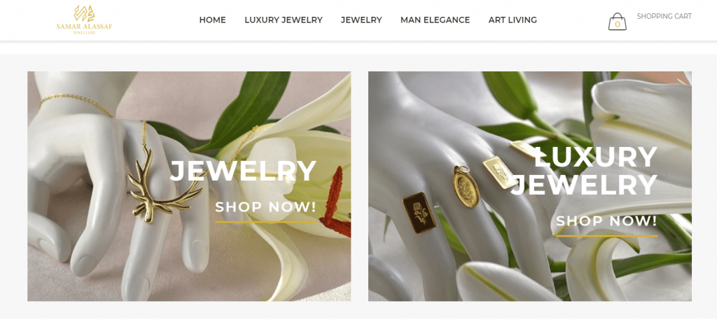 female-owned stores on expandcart-samar jewelry
