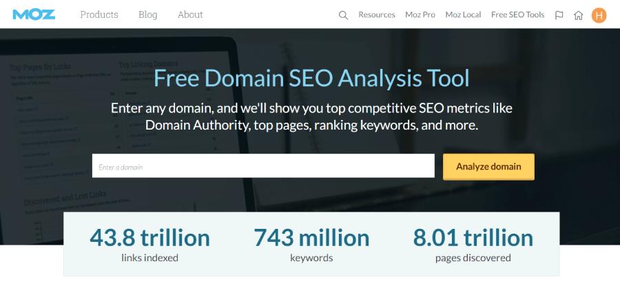 كيفية قياس الـ Domain Authority لمتجرك